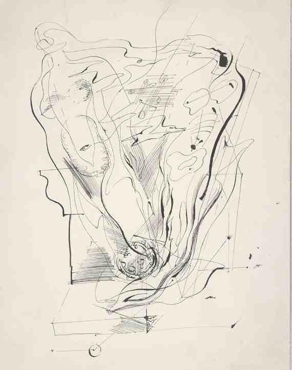 André Masson: Allegories Feminines (Feminine Allegories)