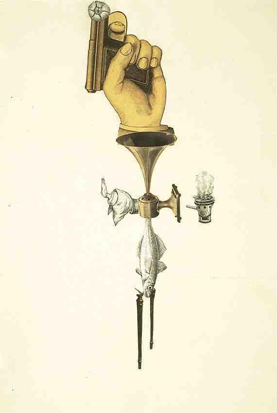 André Breton: Exquisite Corpse