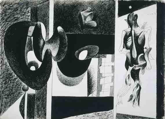 Arshile Gorky: Nighttime, Enigma, and Nostalgia