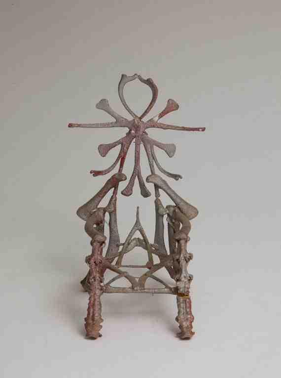 Chicken Bone Throne, Eugene Von Bruenchenhein