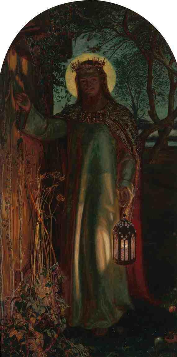 William Holman Hunt: The Light of the World
