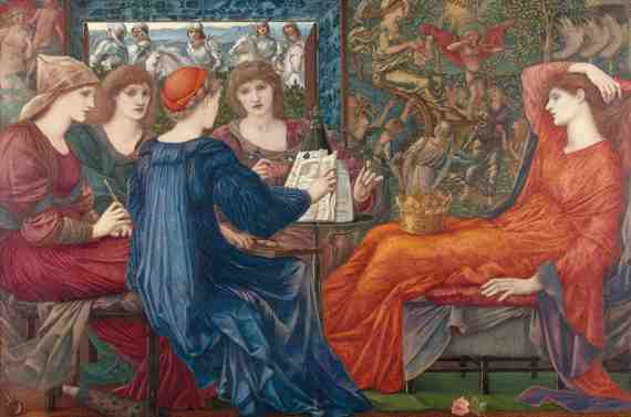 Edward Burne-Jones: Laus Veneris