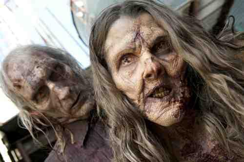 Walking Dead Walkers