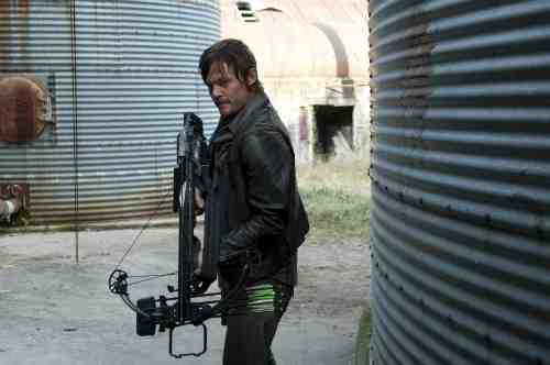 Walking Dead Daryl crossbow