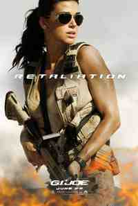 Movie Poster: G.I. Joe: Retaliation