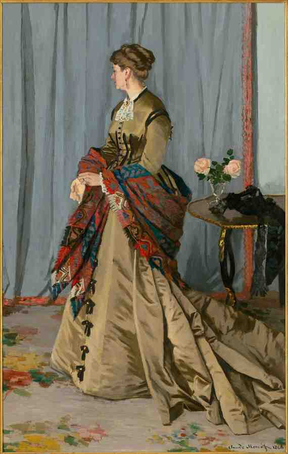 Claude Monet: Madame Louis Joachim Gaudibert