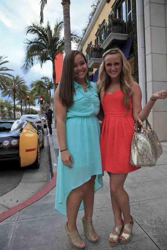 CLR Street Fashion: Beverly Hills