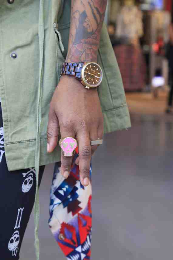CLR Street Fashion: Falon in Los Angeles