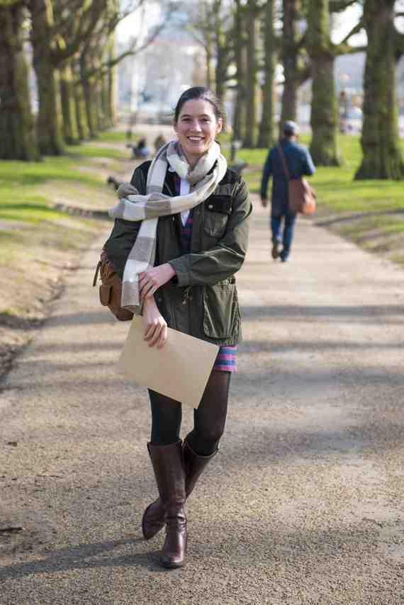 CLR Fashion: Lydia in London