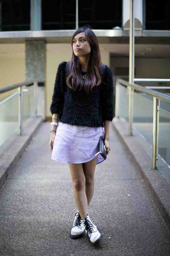 CLR Street Fashion: Jo in Sydney