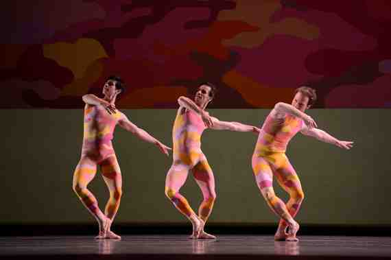 San Francisco Ballet: Beaux