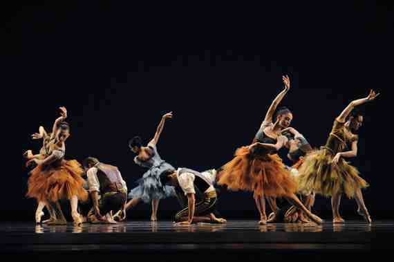 San Francisco Ballet: From Foreign Lands