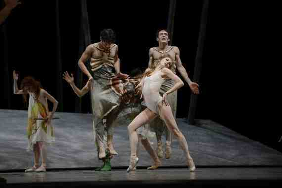 San Francisco Ballet: Rite of Spring