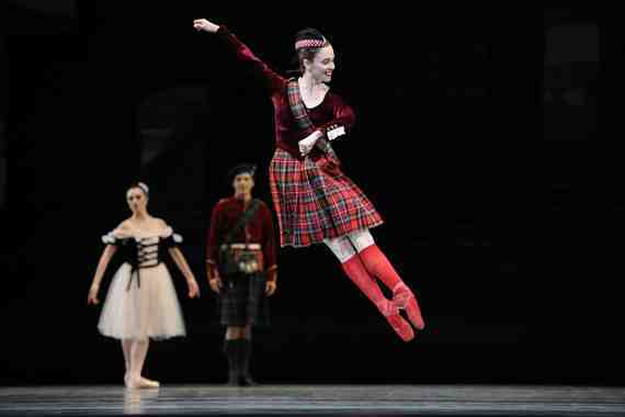San Francisco Ballet: Scotch Symphony