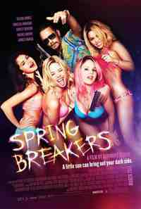 Movie Review: Spring Breakers 1
