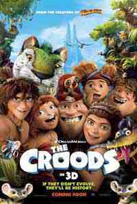 Movie Poster: The Croods