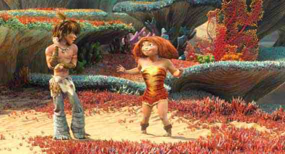 movie review the croods