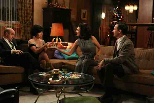 Mad Men Season 6 Premiere Christmas Party