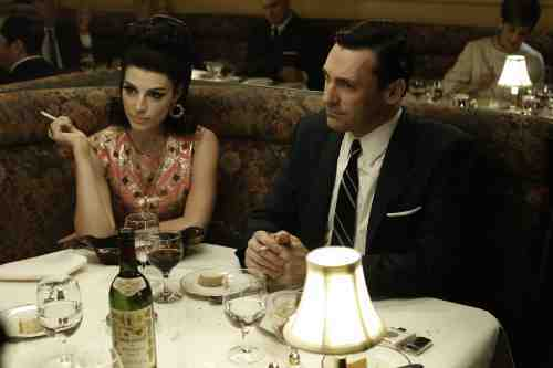 Mad Men Season 6 Don and Megan