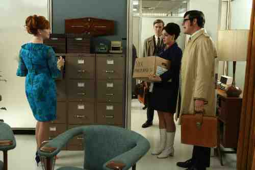 Mad Men undermining Joan