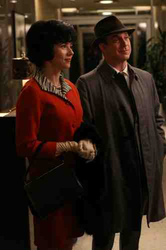 Mad Men Season 6 Sylvia and Arnold