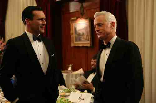 Mad Men Season 6 Don and Roger