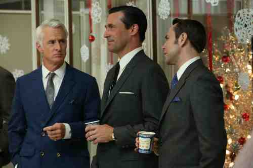 Mad Men Season 6 Premiere SCDP gents