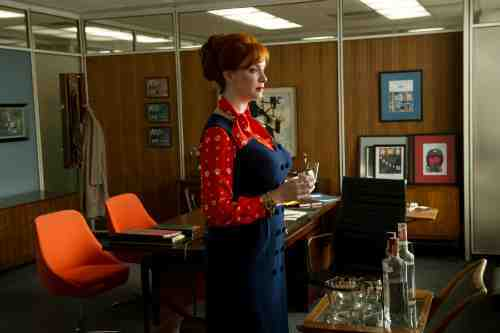 Mad Men Season 6 Joan