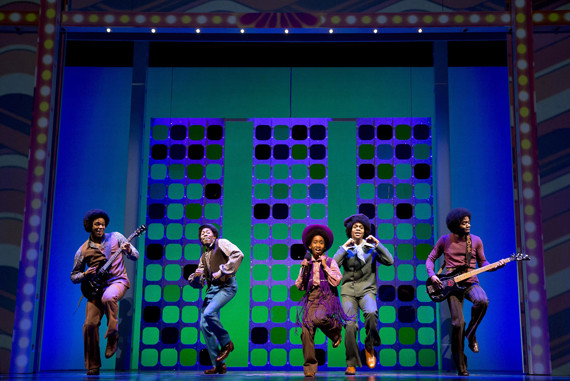 Jackson 5: Motown the Musical