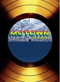Theater poster: Motown: The Musical