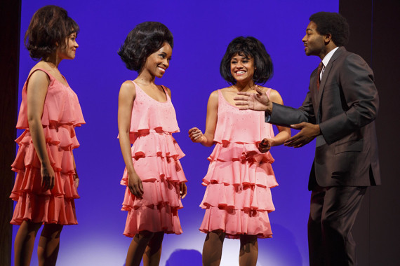 The Supremes: Motown: The Musical
