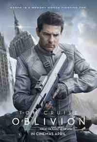 Movie Review: Oblivion 1
