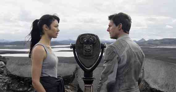 Movie still: Oblivion
