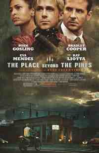 Movie Poster: The Place Beyond the Pines