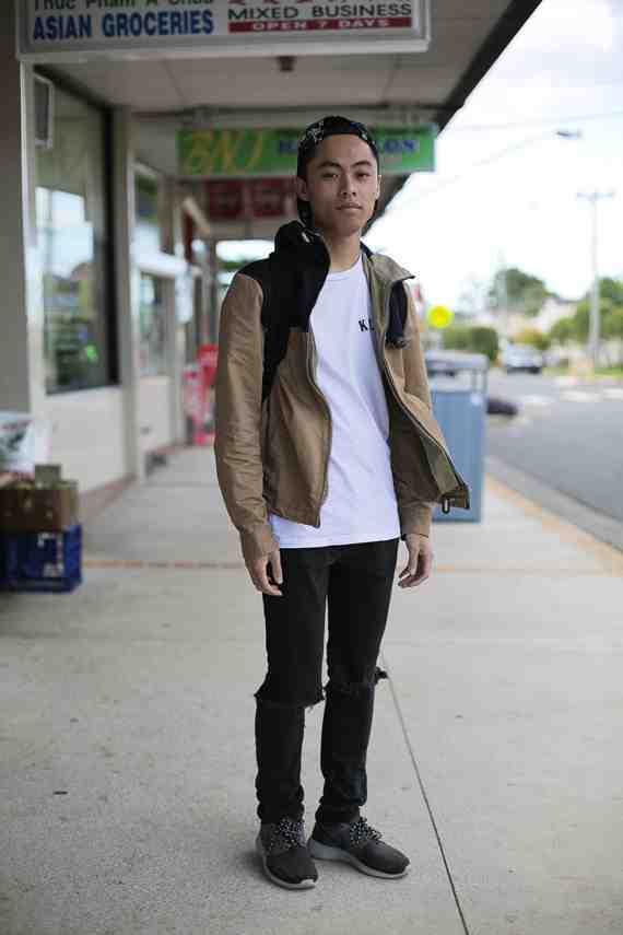 CLR Street Fashion: Danny in Sydney