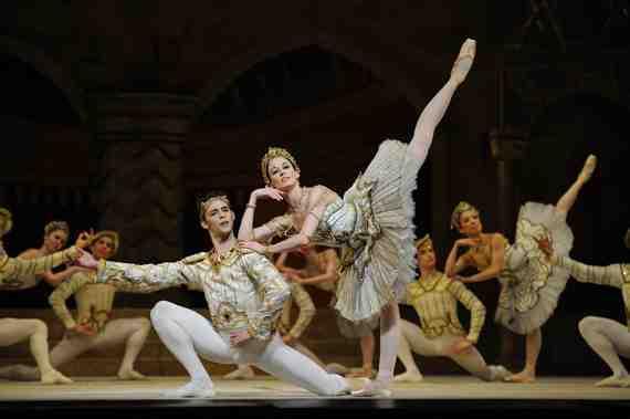 San Francisco Ballet: Raymonda Act III