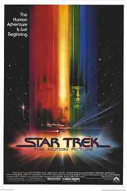 The Poster for Star Trek: The Motion Picture