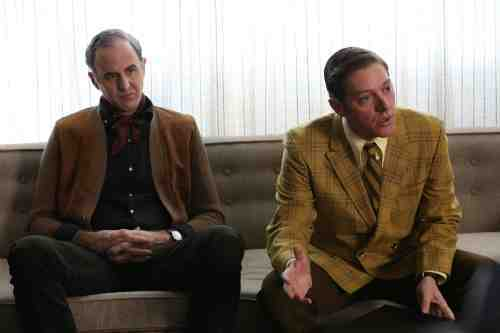 Mad Men Season 6 Ted and Frank