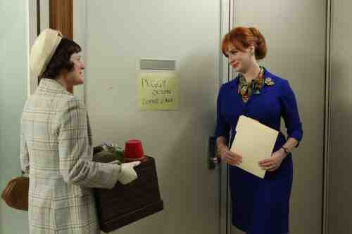 Mad Men Season 6 Joan Peggy