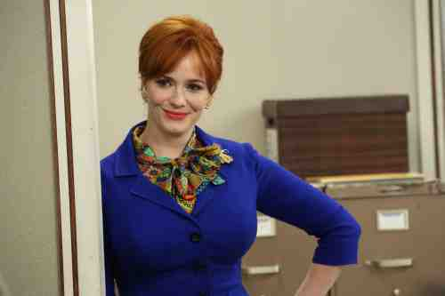 Mad Men Season 6 Joan Holloway