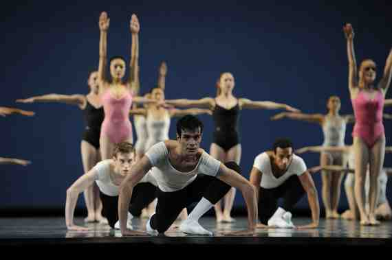 San Francisco Ballet: Symphony in Three Movements