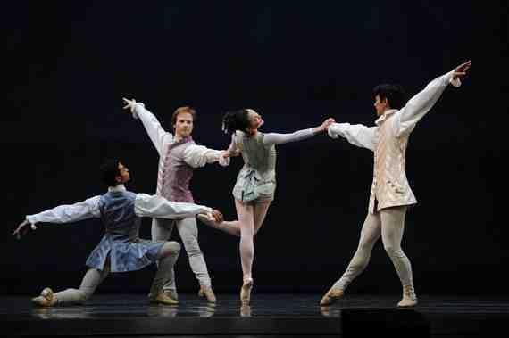 San Francisco Ballet: Criss-Cross