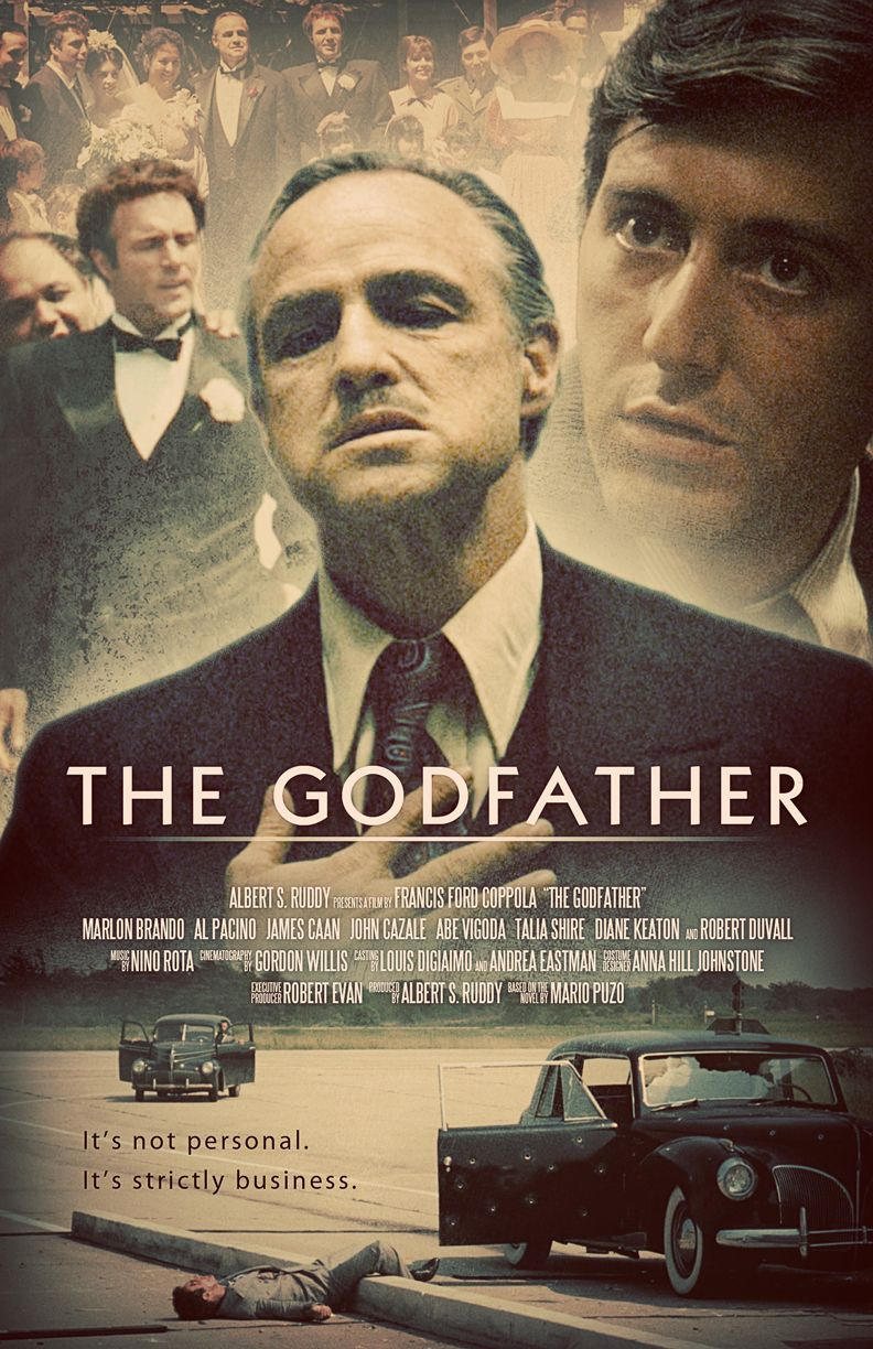 100 Greatest Gangster Films: The Godfather, #1 1