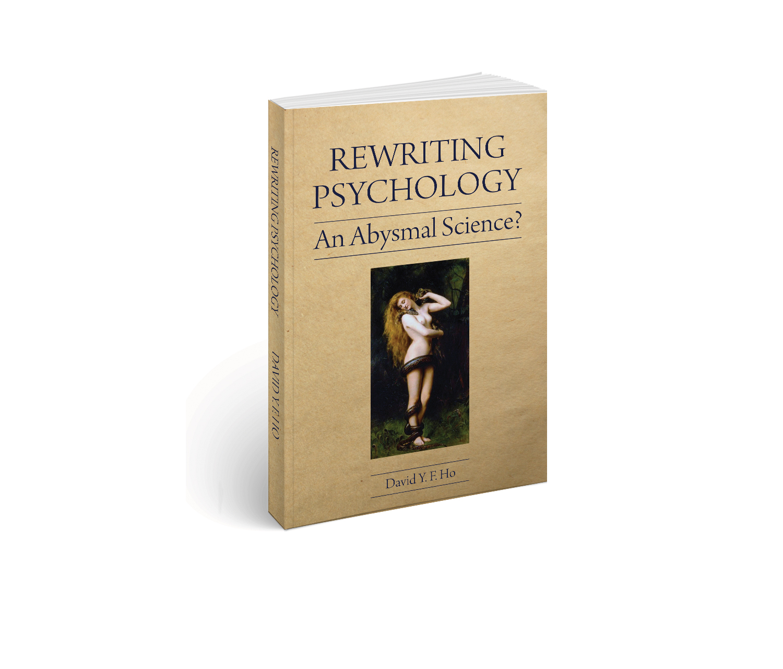 Rewriting Psychology
